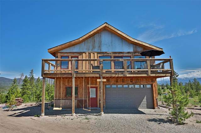 98 County Road 4035, Grand Lake, CO 80447 (#7930347) :: iHomes Colorado