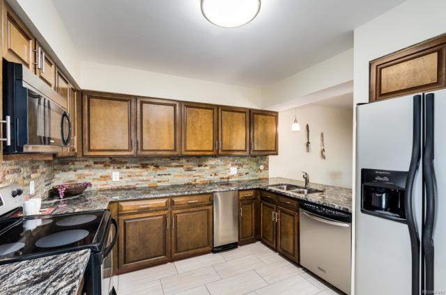 6100 W Mansfield Avenue #24, Denver, CO 80235 (#8109130) :: My Home Team
