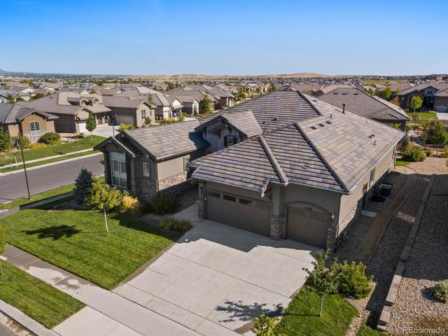 15796 Wild Horse Drive, Broomfield, CO 80023 (#8162692) :: The Dixon Group