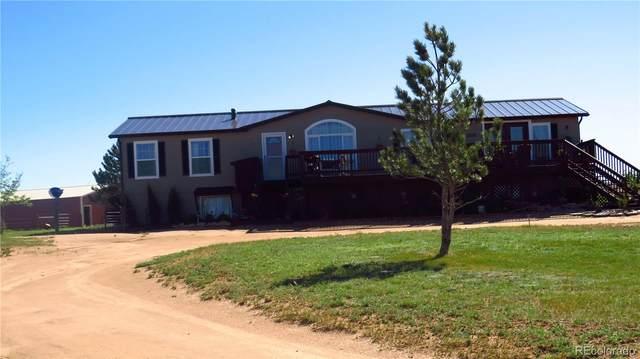 29350 Big Springs Road, Calhan, CO 80808 (MLS #8254348) :: 8z Real Estate