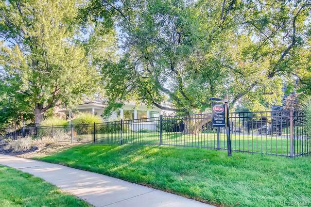 2675 E Tennessee Avenue, Denver, CO 80209 (#8366661) :: Berkshire Hathaway Elevated Living Real Estate
