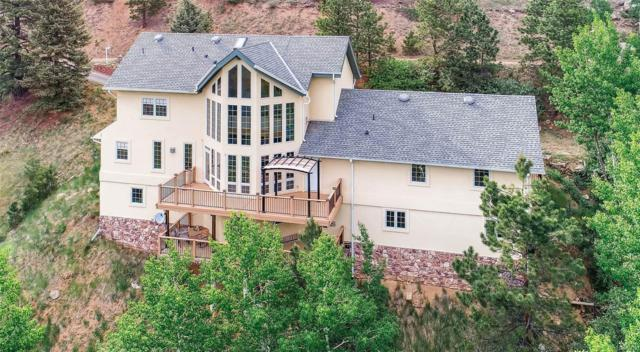 1194 Snyder Mountain Road, Evergreen, CO 80439 (#9108657) :: Wisdom Real Estate