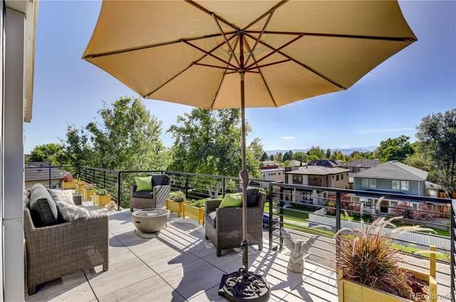 1560 S Fillmore Street, Denver, CO 80210 (#9077317) :: Venterra Real Estate LLC