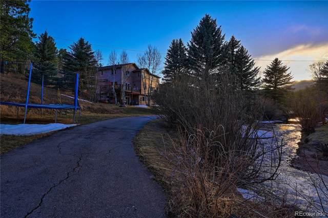 4230 S Meadow Brook Lane, Evergreen, CO 80439 (MLS #3275783) :: Keller Williams Realty