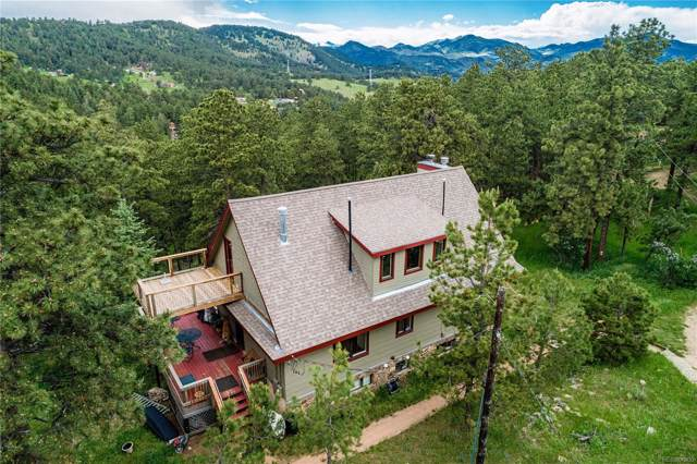 101 Krestview Lane, Golden, CO 80401 (#3600562) :: The Peak Properties Group