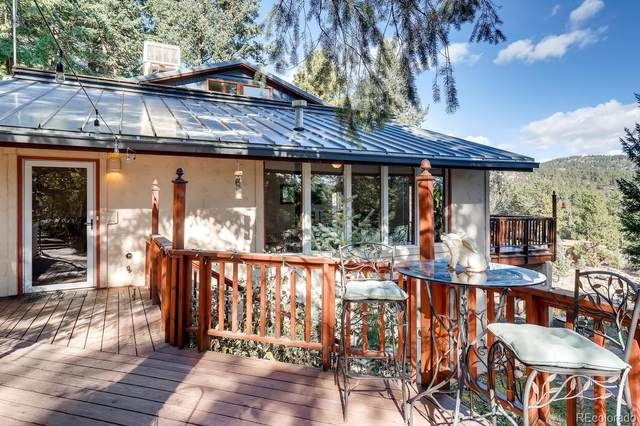 21618 Taos Road, Indian Hills, CO 80454 (#5083402) :: Berkshire Hathaway Elevated Living Real Estate