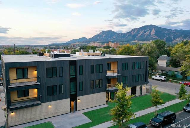 2718 Pine Street #205, Boulder, CO 80302 (#6457391) :: The Healey Group