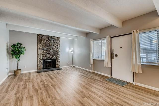 384 S Ironton Street #408, Aurora, CO 80012 (#6487077) :: Sultan Newman Group