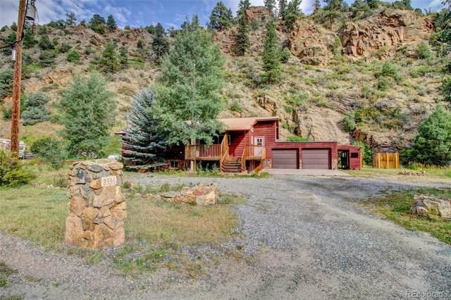 2336 Colorado 103, Idaho Springs, CO 80452 (#7421030) :: Own-Sweethome Team