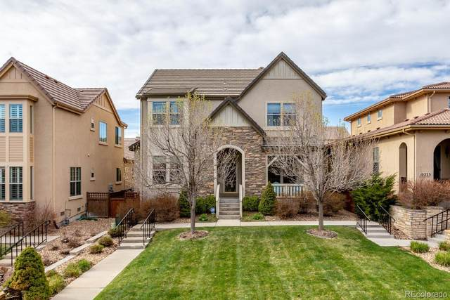 10221 Bluffmont Drive, Lone Tree, CO 80124 (#8761743) :: Colorado Home Finder Realty