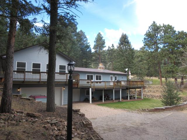 5980 Cliff Road, Evergreen, CO 80439 (#9754399) :: The Heyl Group at Keller Williams