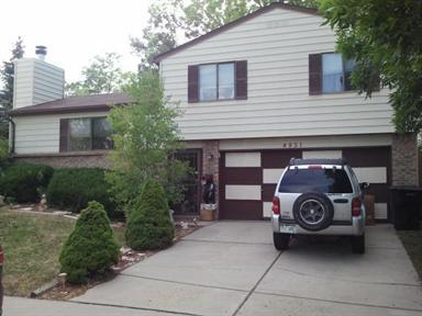 4931 S Field Way, Denver, CO 80123 (#1138946) :: The Peak Properties Group