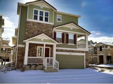 10071 Amston Street, Parker, CO 80134 (#1153041) :: The Peak Properties Group