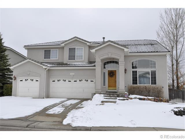 10403 S Grizzly Gulch, Highlands Ranch, CO 80129 (#1168408) :: The HomeSmiths Team - Keller Williams