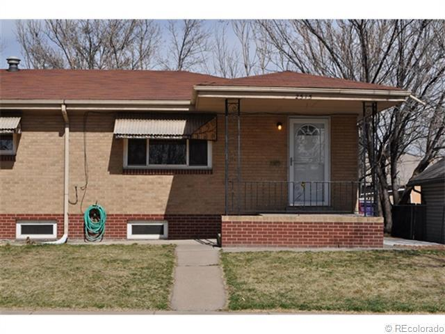 2515 W 42ND Avenue, Denver, CO 80211 (#1179441) :: The HomeSmiths Team - Keller Williams