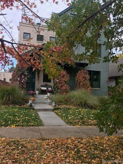 1621 N Humboldt Street, Denver, CO 80218 (MLS #1513440) :: 8z Real Estate