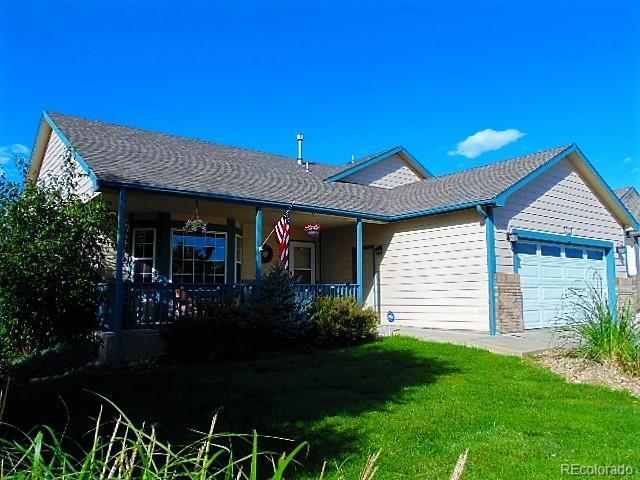 3337 Grenache Street, Evans, CO 80634 (#1519073) :: The Peak Properties Group
