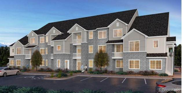 1841 S Dunkirk Street #302, Aurora, CO 80017 (#1527555) :: Mile High Luxury Real Estate