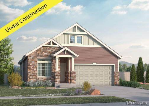 16561 E 111th Drive, Commerce City, CO 80022 (#1548129) :: The Gilbert Group