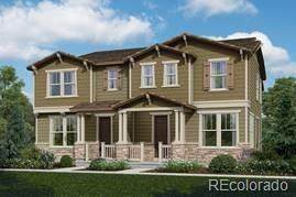 3245 Hardin Street, Castle Rock, CO 80109 (#1549785) :: The DeGrood Team