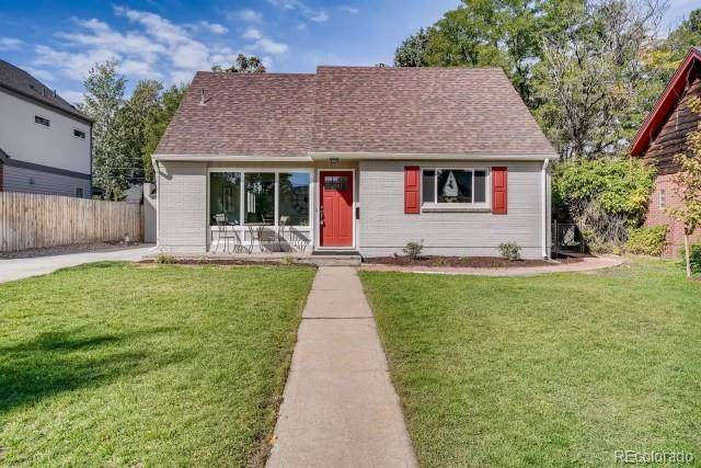 2825 S Gaylord Street, Denver, CO 80210 (MLS #1560059) :: Bliss Realty Group