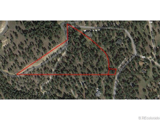 Echo Lake Drive, Evergreen, CO 80439 (MLS #1566133) :: 8z Real Estate