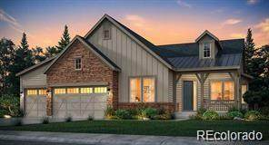 74 Broken Tee Lane, Castle Pines, CO 80108 (MLS #1576443) :: Keller Williams Realty