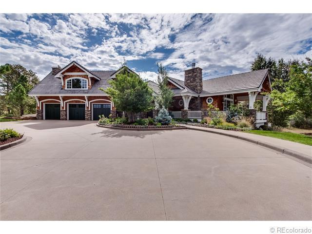 11152 Daley Circle, Parker, CO 80134 (MLS #1597476) :: 8z Real Estate