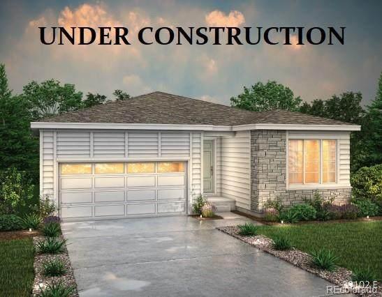 12741 Granite Ridge Drive, Peyton, CO 80831 (#1607381) :: Wisdom Real Estate