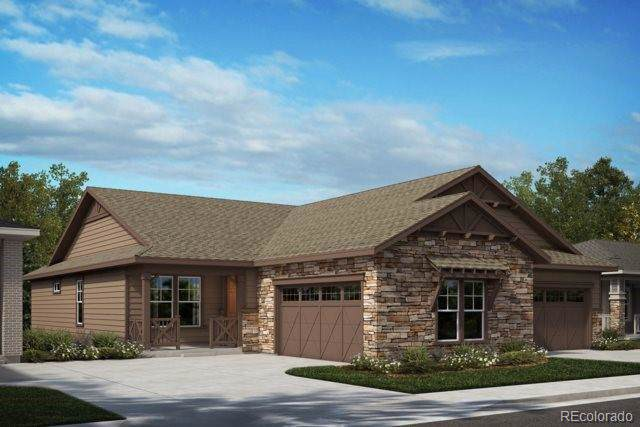 4078 Happy Hollow Drive, Castle Rock, CO 80108 (#1611619) :: Harling Real Estate