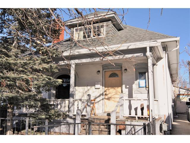 86 N Lincoln Street, Denver, CO 80203 (MLS #1635434) :: 8z Real Estate
