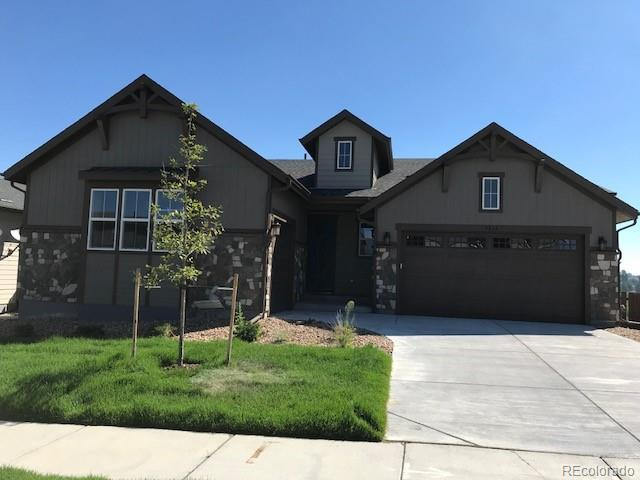 7824 S Grand Baker Court, Aurora, CO 80016 (#1641100) :: Colorado Team Real Estate