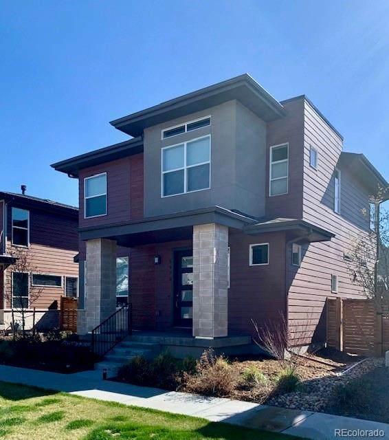 5970 N Boston Street, Denver, CO 80238 (MLS #1643991) :: Kittle Real Estate