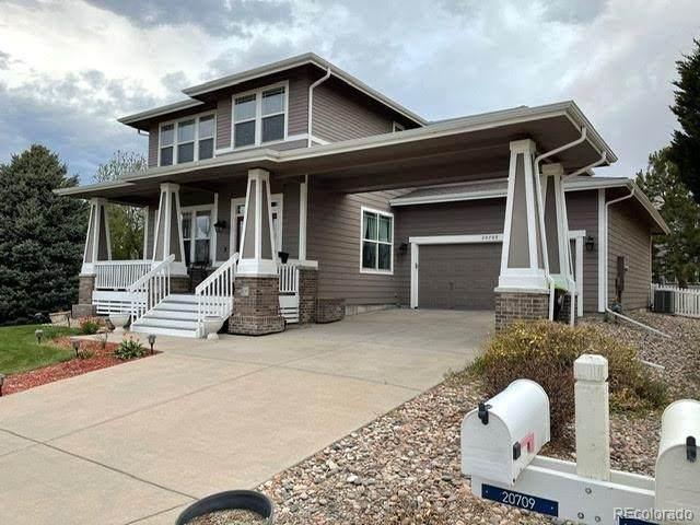 20709 E Euclid Drive, Centennial, CO 80016 (#1661591) :: HomeSmart