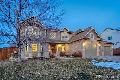6233 Columbia Drive, Highlands Ranch, CO 80130 (#1666958) :: Colorado Home Finder Realty