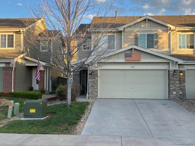 5918 Turnstone Place, Castle Rock, CO 80104 (MLS #1682441) :: 8z Real Estate