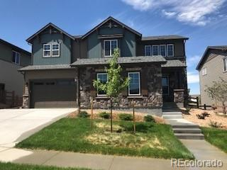 7833 S Grand Baker Court, Aurora, CO 80016 (#1684644) :: HomeSmart Realty Group