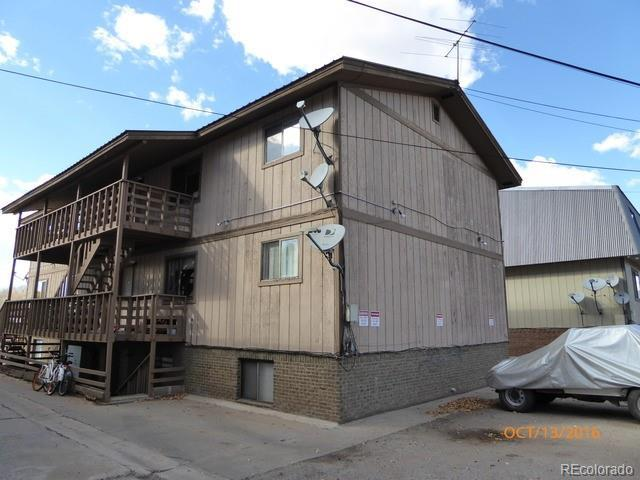 306 N 9th Street 6B, Gunnison, CO 81230 (#1686160) :: House Hunters Colorado