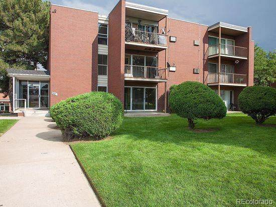 310 S Ames Street #11, Lakewood, CO 80226 (MLS #1695825) :: The Sam Biller Home Team