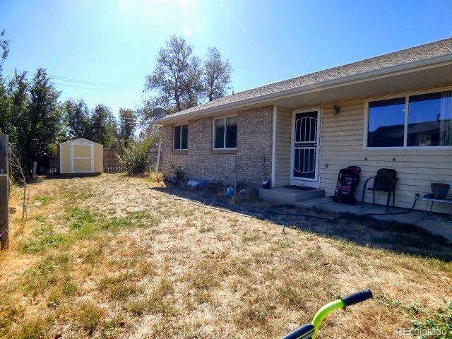 407 N 8th Avenue, Brighton, CO 80601 (MLS #1700328) :: Kittle Real Estate