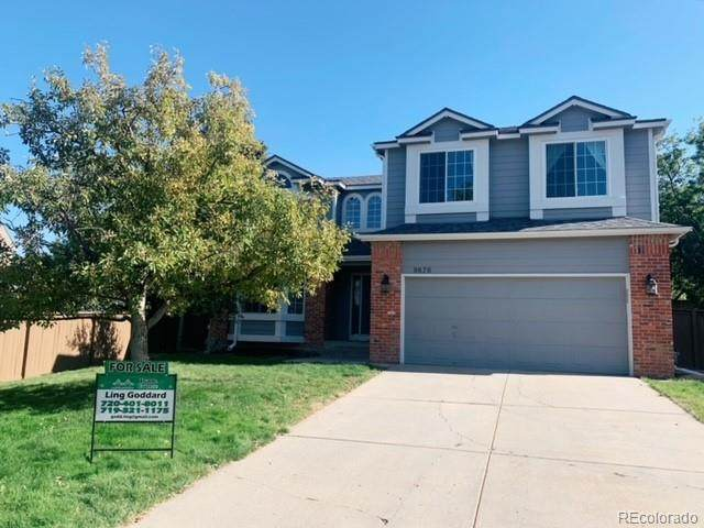 9876 Wedgewood Drive, Highlands Ranch, CO 80126 (#1700441) :: THE SIMPLE LIFE, Brokered by eXp Realty