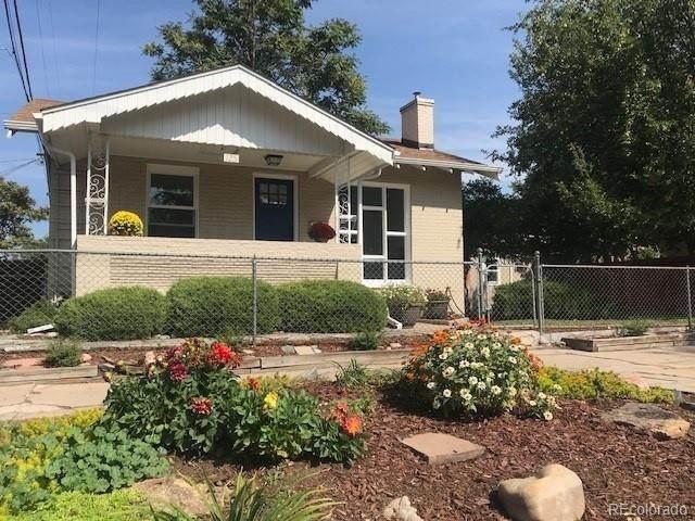 125 E Florida Avenue, Denver, CO 80210 (#1718230) :: Wisdom Real Estate