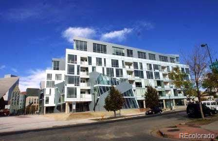 55 W 12th Avenue #511, Denver, CO 80204 (#1719258) :: The Healey Group