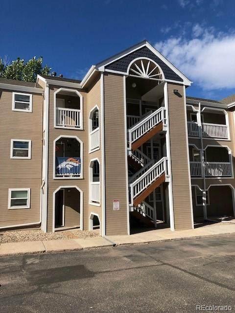 1193 S Gilbert Street E-302, Castle Rock, CO 80104 (MLS #1724438) :: Bliss Realty Group