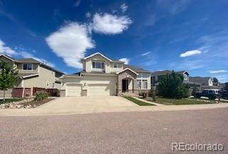 17193 Opal Hill Drive, Parker, CO 80134 (#1767291) :: Wisdom Real Estate