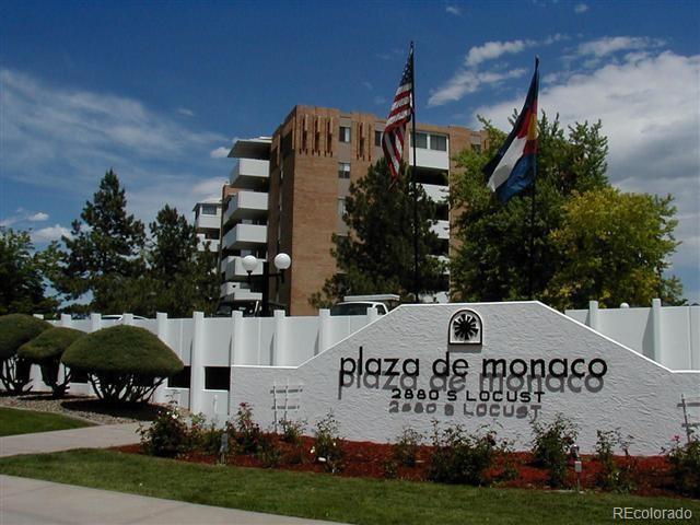 2835 S Monaco Parkway 1-101, Denver, CO 80222 (#1785246) :: Colorado Home Finder Realty