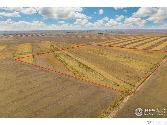 0 County Road 87, Briggsdale, CO 80611 (#1790589) :: Chateaux Realty Group