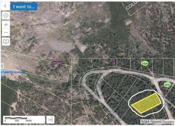 000 Mine Road, Idaho Springs, CO 80452 (#1794839) :: Sultan Newman Group