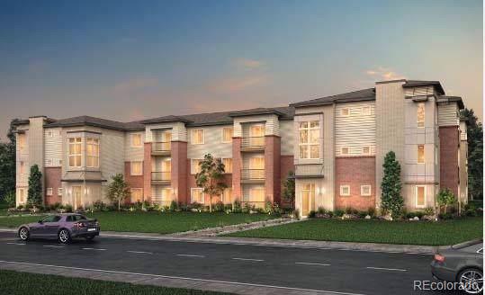 14331 E Tennessee Avenue #207, Aurora, CO 80012 (MLS #1804084) :: Keller Williams Realty
