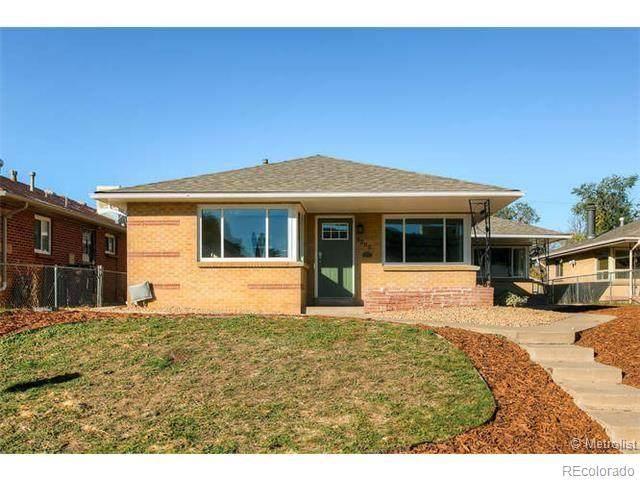 3205 Olive Street, Denver, CO 80207 (#1812387) :: Re/Max Structure